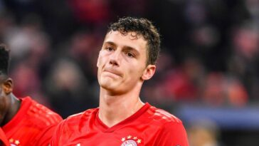 Benjamin Pavard est-il en danger au Bayern ? Icon sPORT
