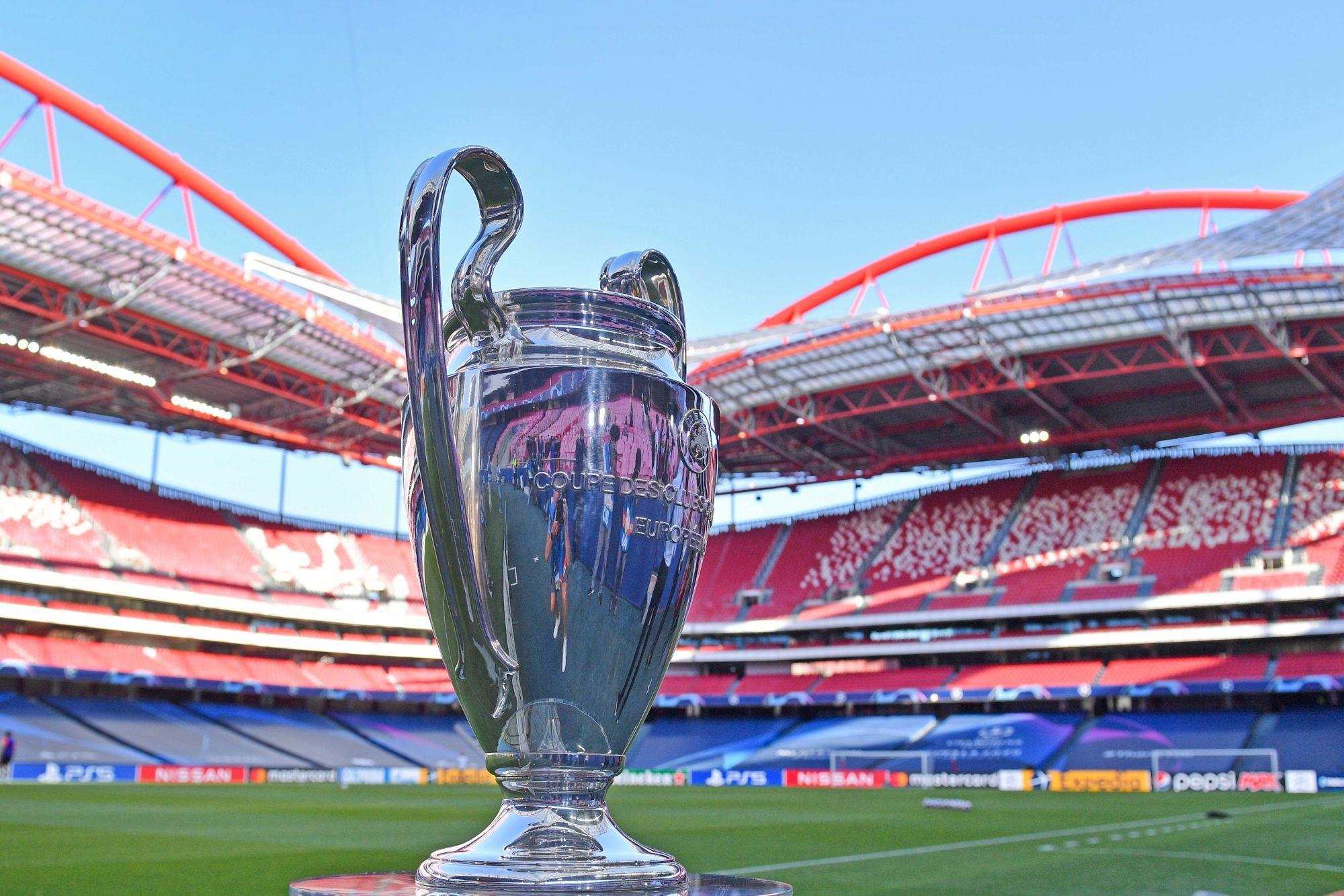 La finale de la Ligue des champions aura lieu à Porto, et non Istanbul. Icon Sport