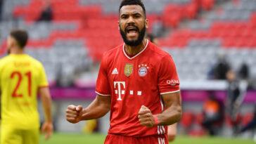 Eric Maxim Choupo-Moting va prolonger de deux saisons au Bayern (iconsport)