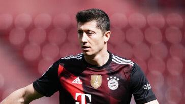 Robert Lewandowski est-il déjà parti du Bayern ? Icon Sport