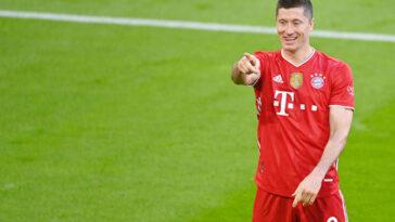 Bayern : Lewandowski a envie d'ailleurs et pense au PSG (iconsport)