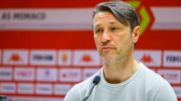 L'entraineur de l'ASM Niko Kovac prendrait aussi une quatrième place (iconsport)