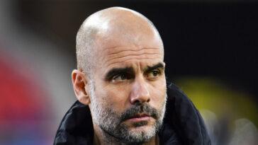 Pep Guardiola était encore contesté en novembre dernier à Manchester City. Icon Sport