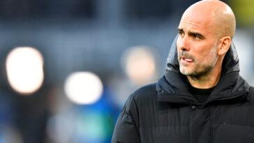 Guardiola s'exprime après la qualification de ses joueurs (Iconsport)