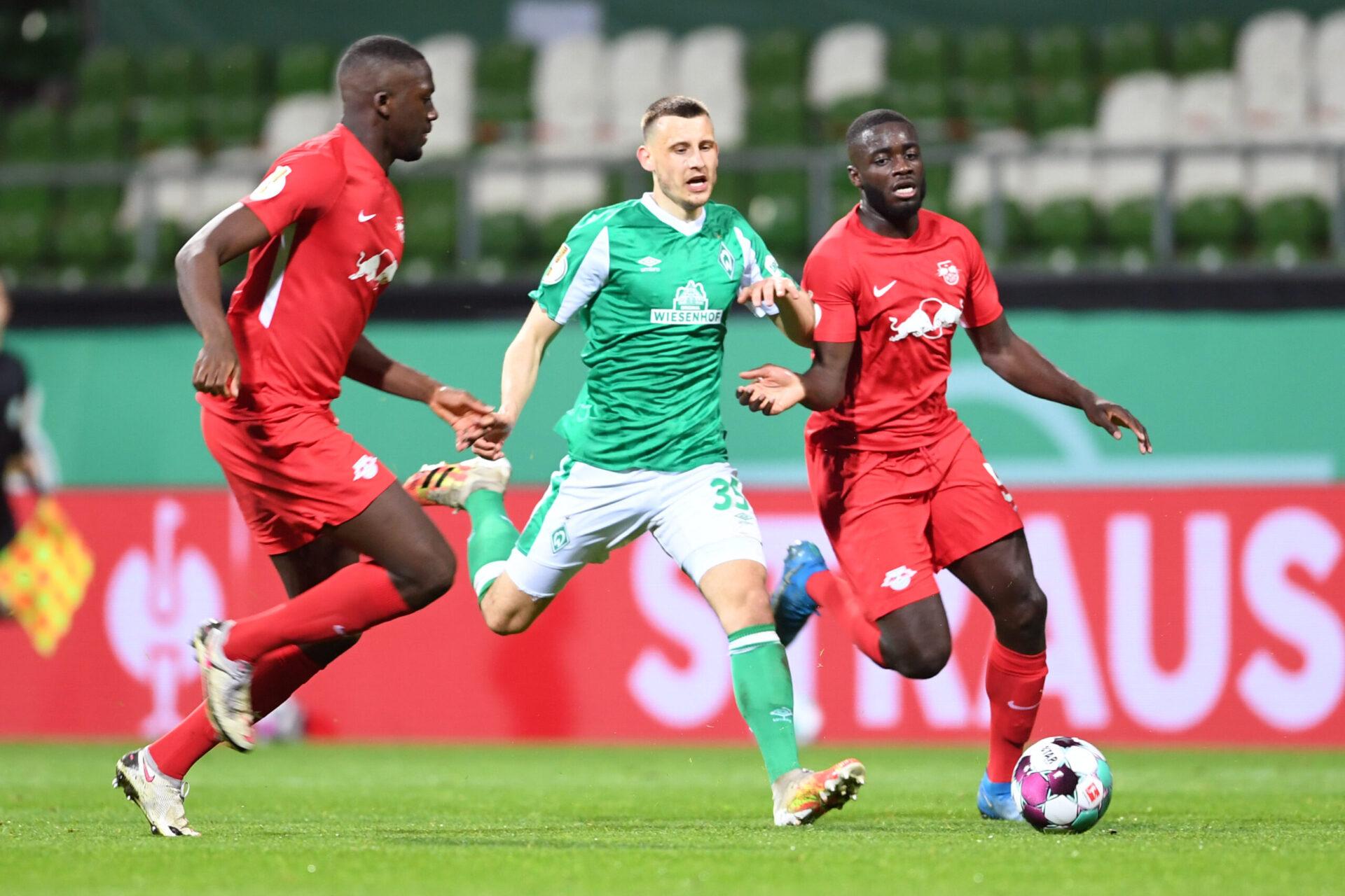 Après Dayot Upamecano, vendu au Bayern, le RB Leipzig perd un deuxième défenseur titulaire (iconsport)