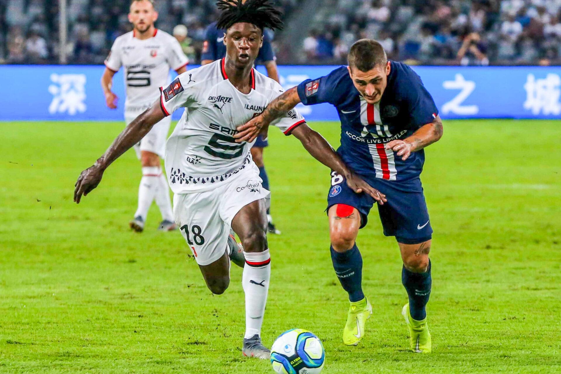 Camavinga et Verratti, coéquipiers au PSG la saison prochaine ? (iconsport)
