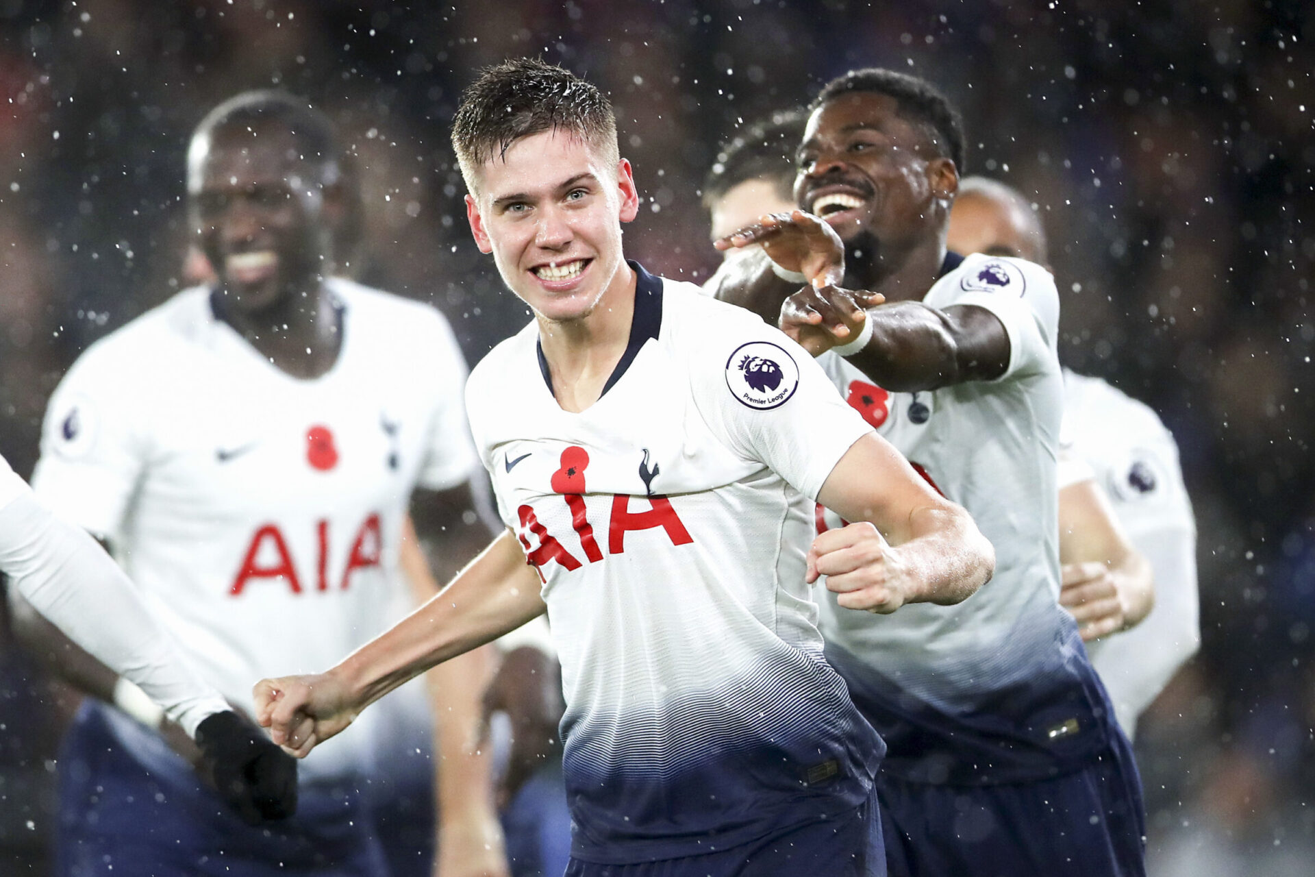 À ce jour, Juan Foyth appartient encore à Tottenham (iconsport)