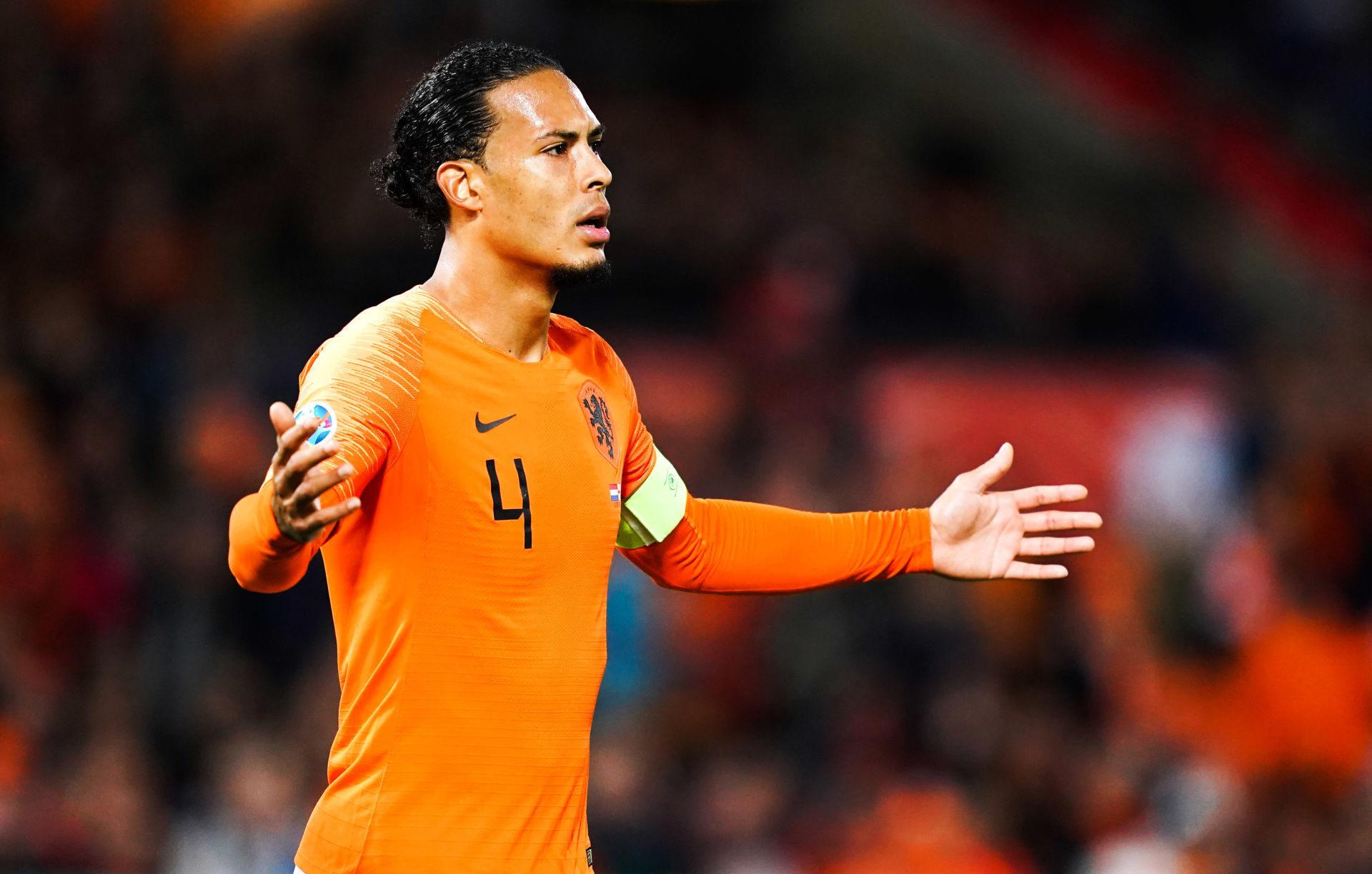 Virgil van Dijk doit devenir l'ogre des Pays-Bas / Icon Sport