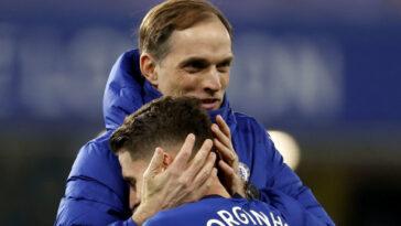 Thomas Tuchel a savouré son triomphe avec Chelsea en Ligue des champions. Icon Sport