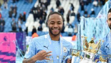 Raheem Sterling est très confiant avant la finale de Ligue des champions entre Manchester City et Chelsea. Icon Sport