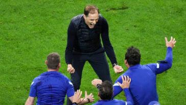 Thomas Tuchel a prolongé son contrat jusqu'en 2024 avec Chelsea. Icon Sport