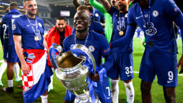 N'Golo Kanté peut-il croire au Ballon d'Or ? Icon Sport