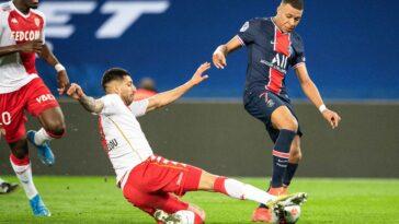 Monaco et Paris s'affrontent en finale de coupe de France (iconsport)