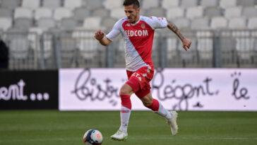 En fin de contrat, Stevan Jovetic ne prolongera pas à Monaco (iconsport)