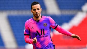 Après deux saisons à Paris, Pablo Sarabia souhaiterait retrouver la Liga (iconsport)