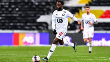 Jonathan Ikoné pourrait rejoindre Dortmund cet été (iconsport)