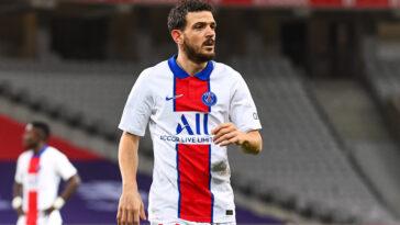 Alessandro Florenzi devrait quitter le PSG cet été (iconsport)