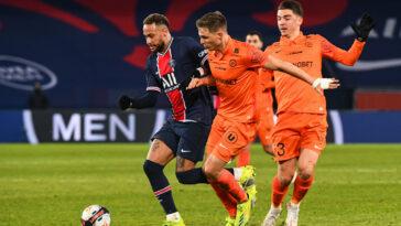 Montpellier affrontera le PSG lors de la demi-finale de CDF