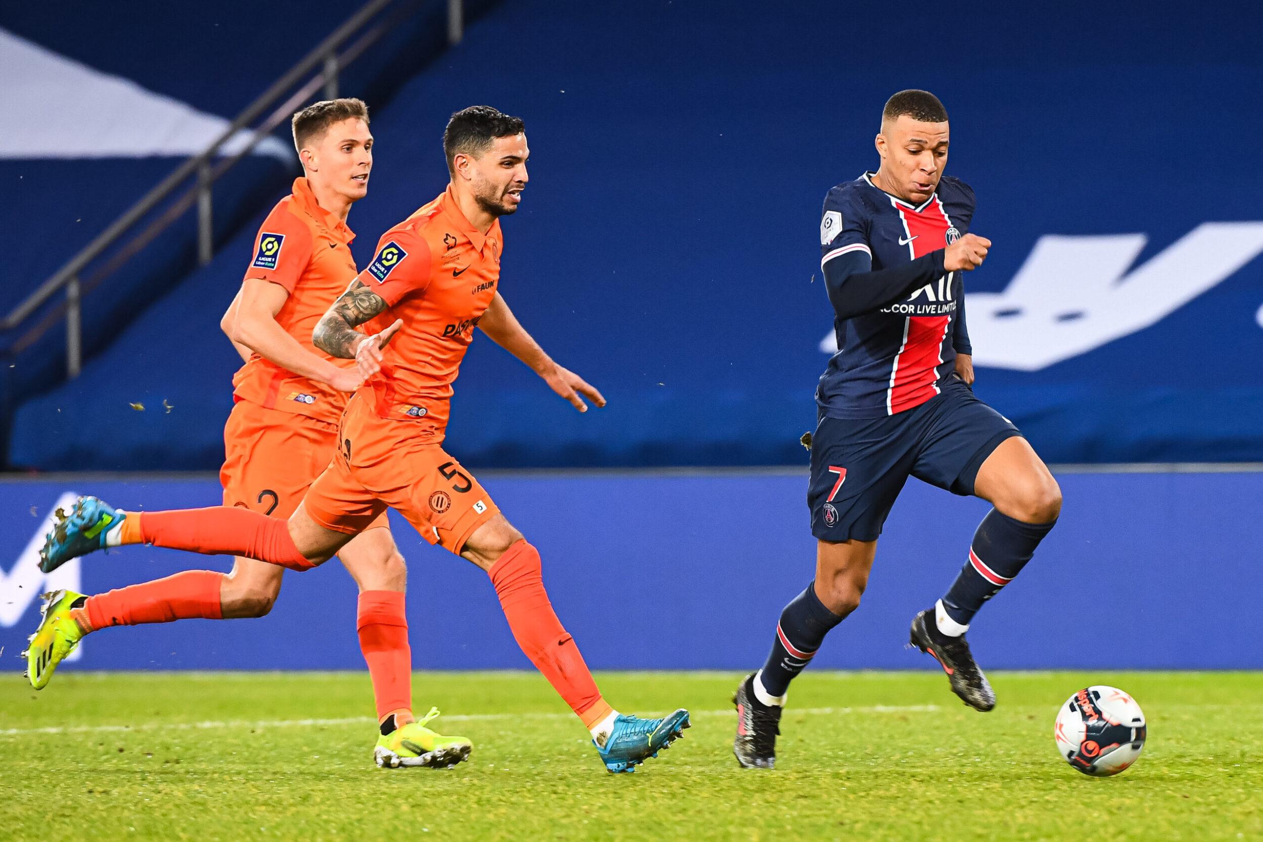 Les équipes pour Montpellier - Paris SG sont tombées (icosnport)