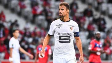 Damien Da Silva (Rennes) s'est engagé avec l'Olympique Lyonnais (iconsport)