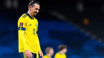Coup dur pour Zlatan Ibrahimovic, forfait pour l'Euro (iconsport)