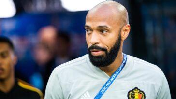 Thierry Henry est de retour dans le staff des Diables Rouges (iconsport)