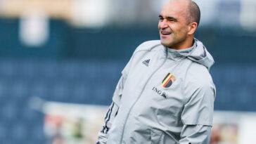 Roberto Martínez a choisi ses 26 Belges pour l'EURO (iconsport)