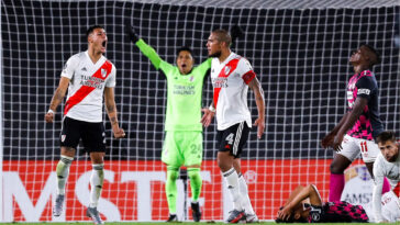 River Plate a battu Santa Fe malgré des circonstances particulièrement défavorables (iconsport)