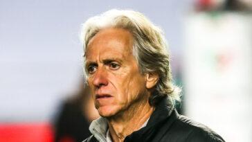 Jorge Jesus est l'une des cibles prioritaires de Lyon. Icon Sport