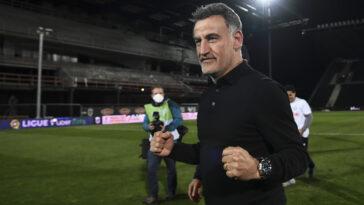 Christophe Galtier est revenu sur la saison de Lille après le match du titre (iconsport)