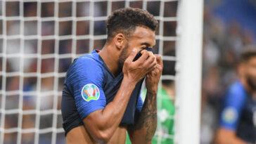 """Corentin Tolisso raconte avoir vécu la """"blessure la plus dure de sa carrière"""". Icon Sport"""