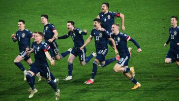 On connaît les 26 joueurs qui participeront au prochain Euro avec l'Écosse (iconsport)