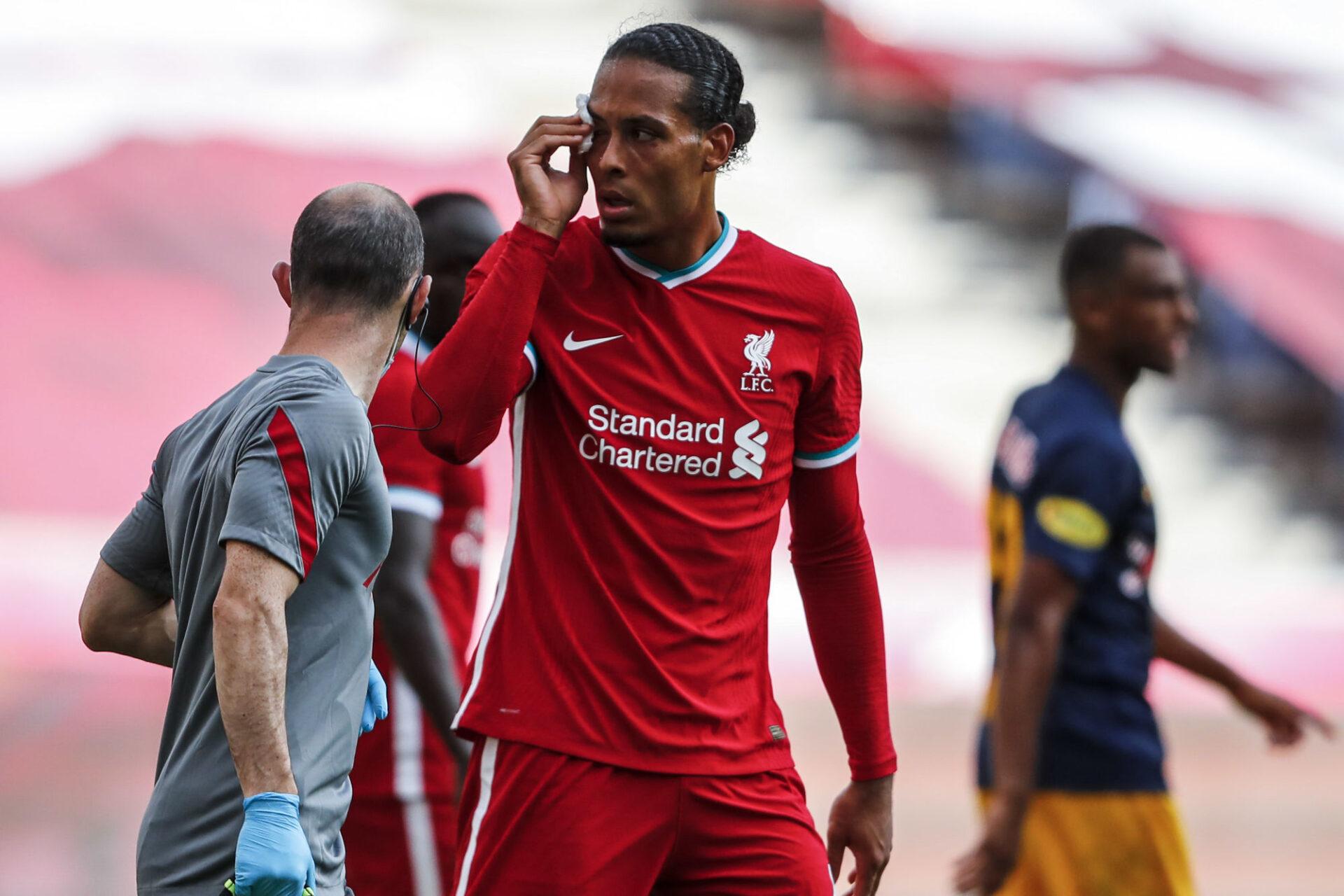 Virgil van Dijk connaît la pression de Liverpool, mais connaît-il celle d'une grande compétition internationale ? / Icon Sport