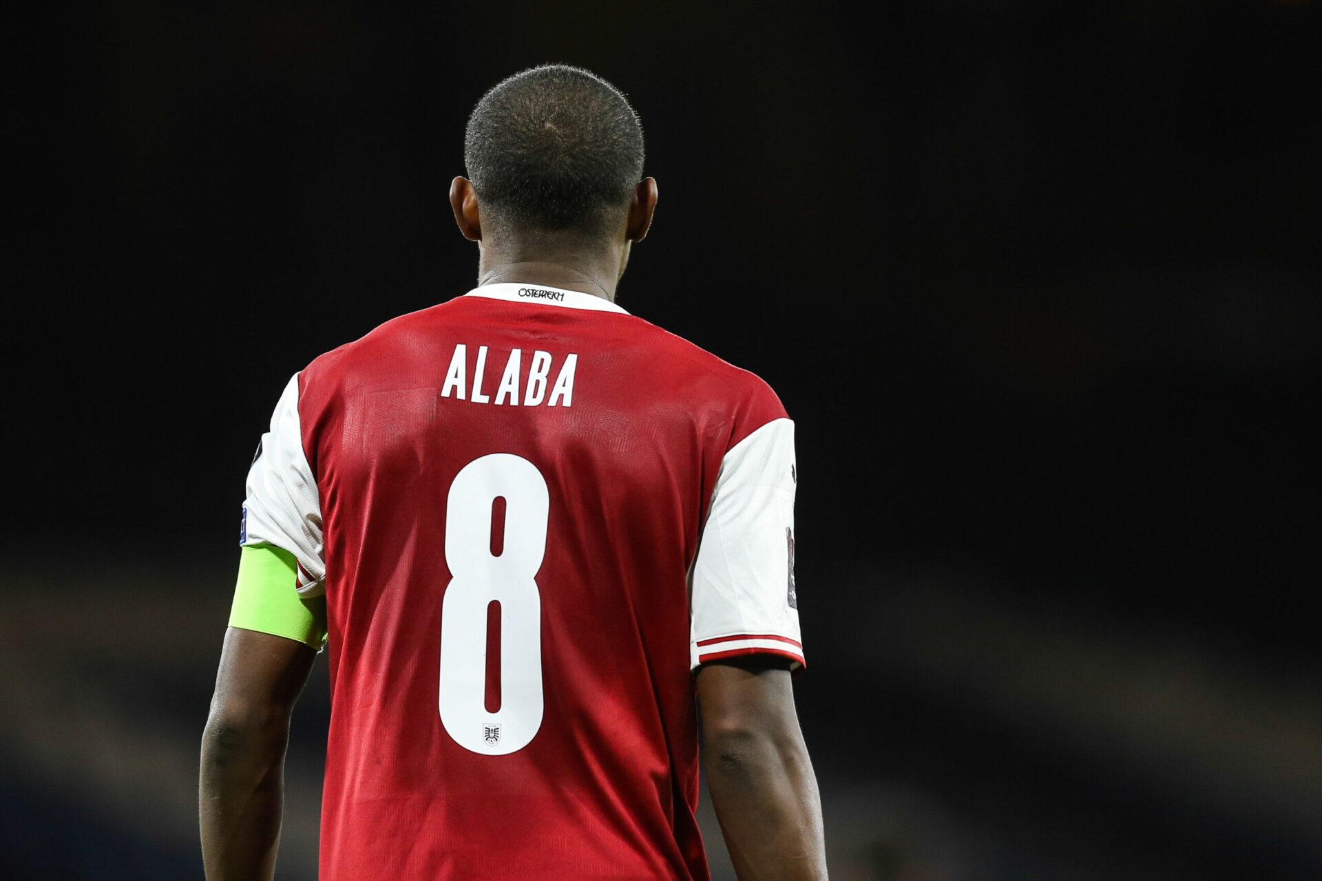 David Alaba pourrait être le capitaine de sa sélection (iconsport)
