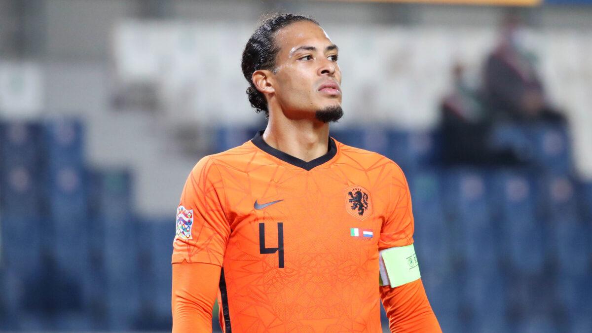 Virgil van Dijk absent à l'Euro, naufrage annoncé pour les Pays-Bas ? Icon Sport