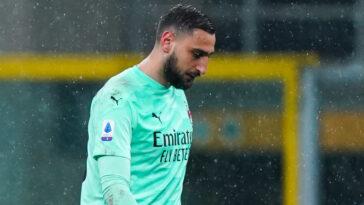 Gianluigi Donnarumma va quitter l'AC Milan. Icon Sport