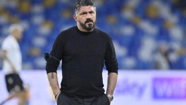 Après l'échec du club dans la course à la Ligue des Champions, Gennaro Gattuso quitte Naples (iconsport)