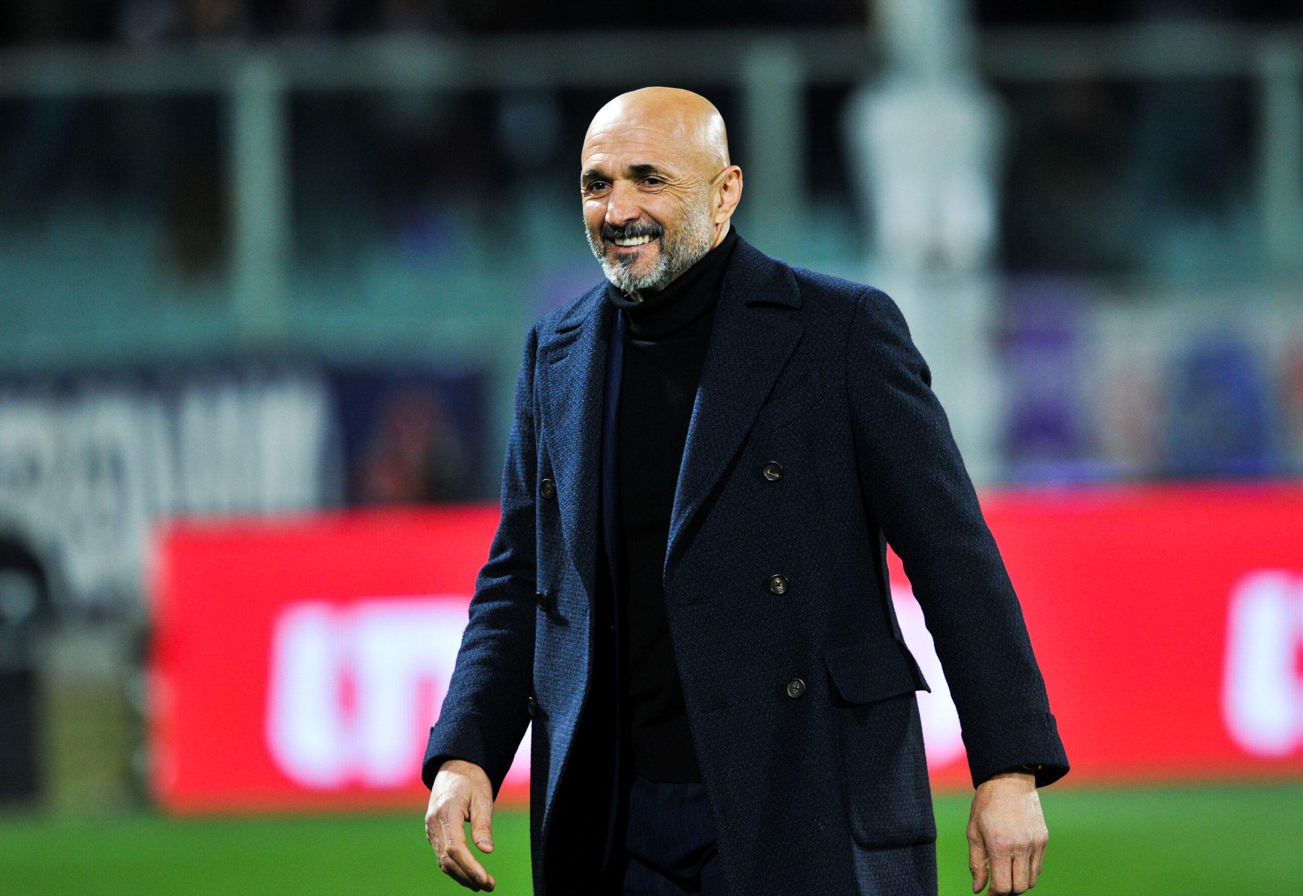 Luciano Spalletti vient d'être nommé entraîneur de Naples (iconsport)