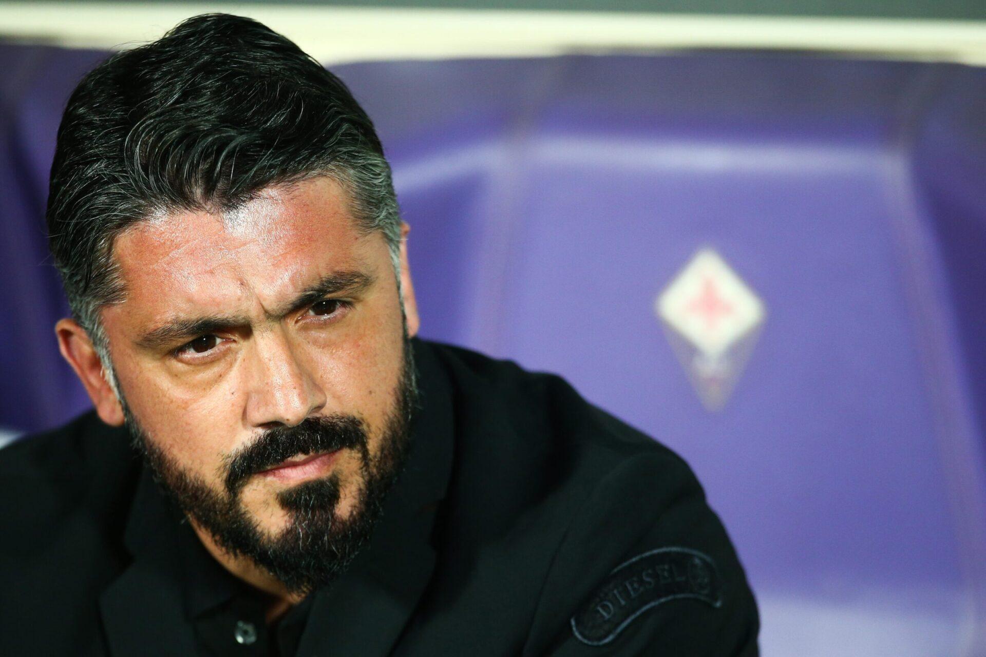 Gennaro Gattuso était devenue la nouvelle priorité de Daniel Levy pour prendre les rênes de l'effectif de Tottenham (iconsport)