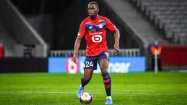 Le Lillois Boubakary Soumaré va s'engager avec Leicester pour 5 saisons (iconsport)