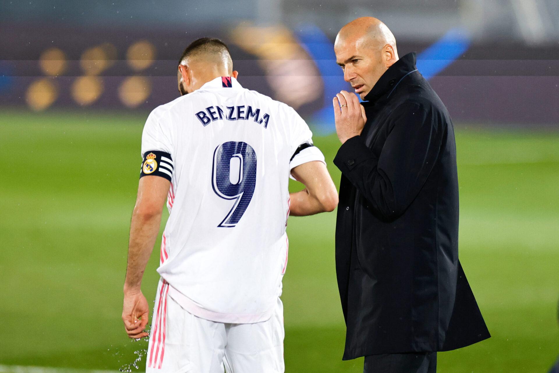 Karim Benzema a été l'une des rares satisfactions de la saison du Real (iconsport)