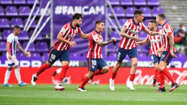 L'Atletico Madrid a remporté le titre (iconsport)