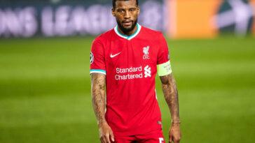 Mercato - PSG : recruter gratuitement Wijnaldum (Liverpool), la bonne affaire ? (iconsport)