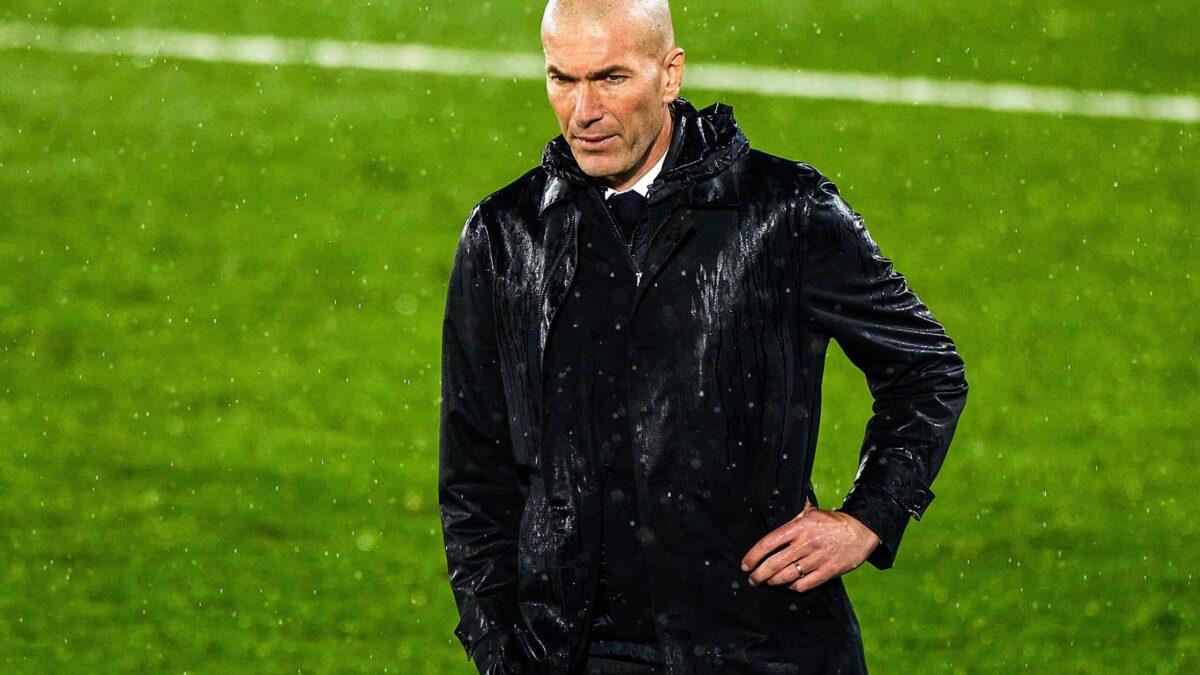Après un premier départ en 2018, Zinedine Zidane quitte de nouveau le Real Madrid (iconsport)