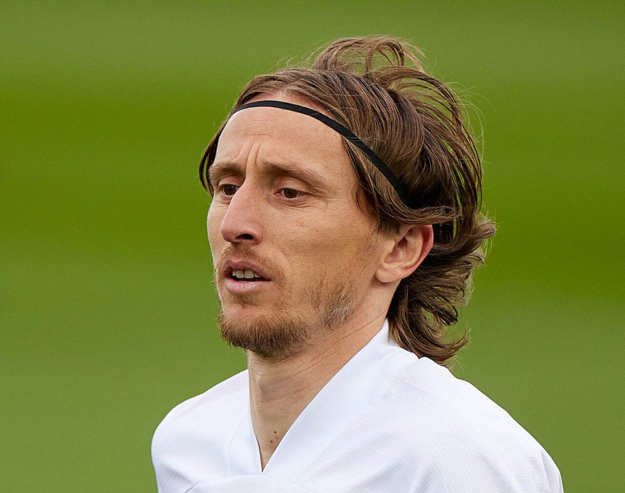 Une saison de plus au Real pour Luka Modric (iconsport)