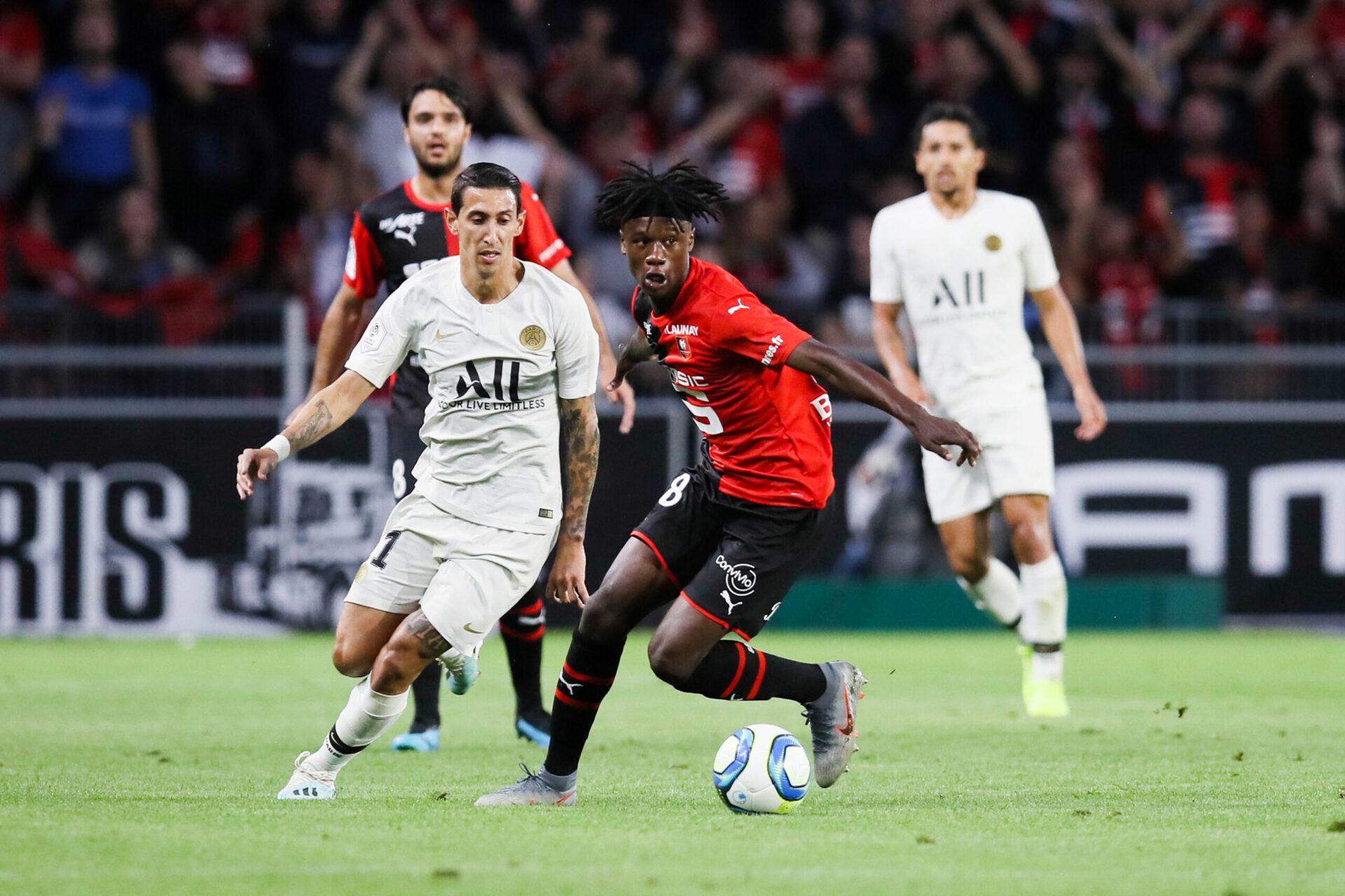 Camavinga pourrait retrouver le PSG avec la tunique parisienne (iconsport)