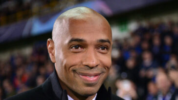Thierry Henry. Icon Sport
