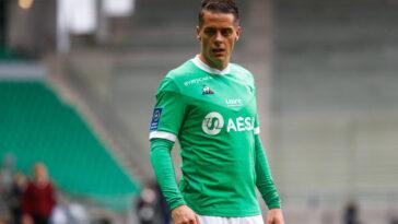 Romain Hamouma vers le FC Lorient ? (iconsport)