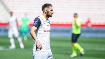 Gaetan LABORDE sera titulaire face au PSG