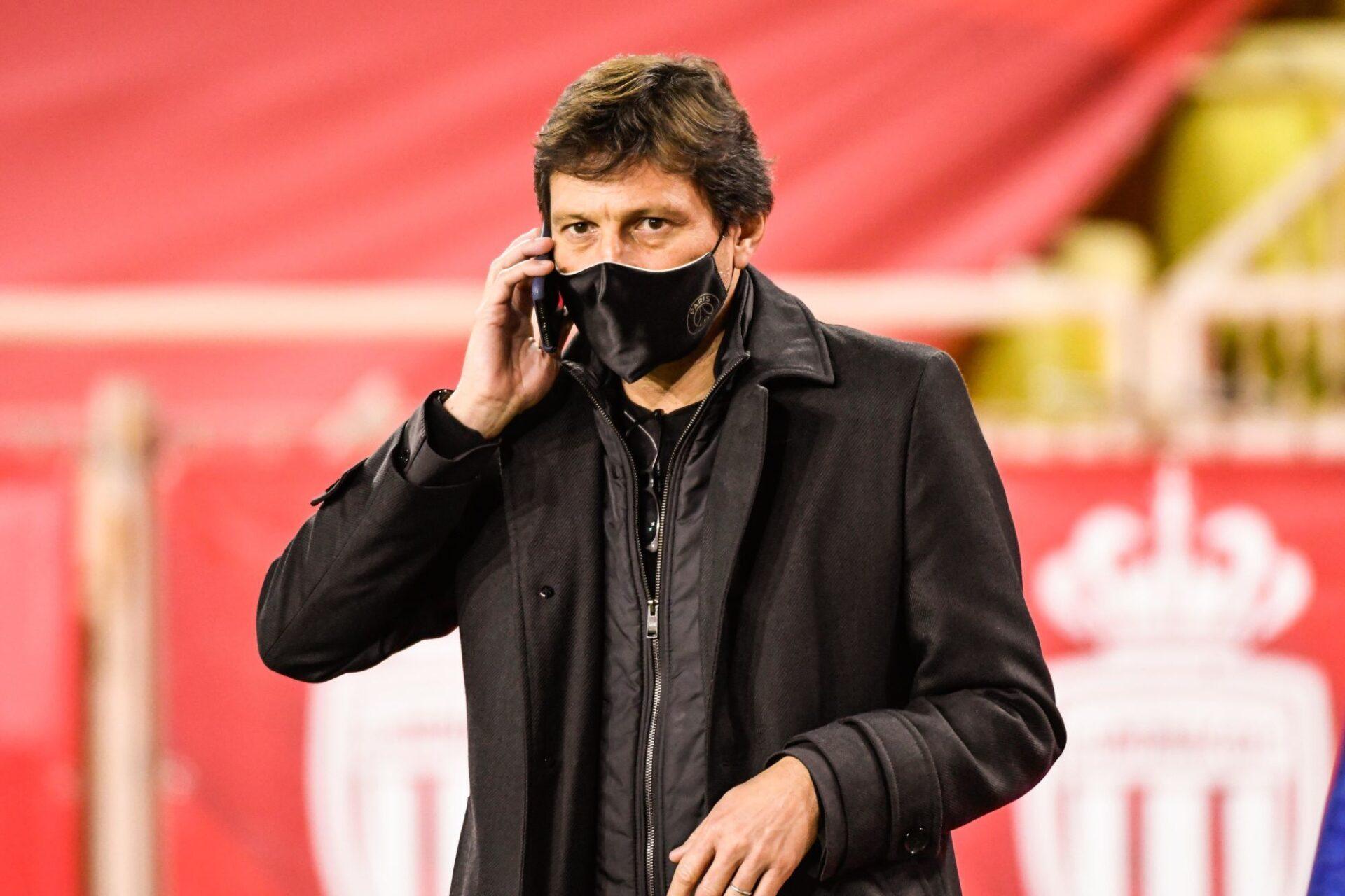 Habitué à négocier avec les clubs italiens, Leonardo veut faire d'Hakimi le premier gros coup du mercato (iconsport)
